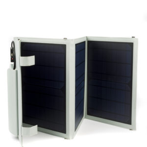 Solar-Panel Hunter grau_1457